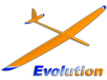 Evolution F3B sailplane